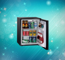RVS Koelkast Stand Bottle Cooler voor Coca Cola