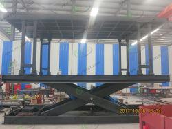 Гидравлический подвальных этажах гаража Автомобильный подъемник для удобства парковки