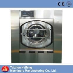 큰 Capacity 15-150kg Textile Professional Laundry Machinery Price