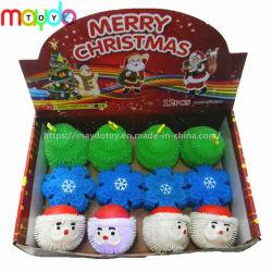 [تبر] يبرق عيد ميلاد المسيح [بوفّر] مزح كرة هبة لعبة