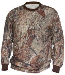 Дизайн пользовательских мужчин охота Camoflage T футболка