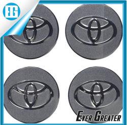 Roda de carro Cuatom Emblema de acessórios de modelação de Metal Badge