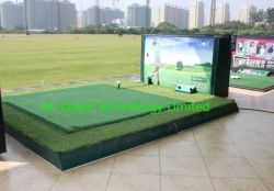 Golf Ball Auto Tee su Machine Auto Tee su System per Driving Ranges