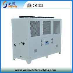 空気によって冷却される水スリラー、産業スリラースクロール圧縮機(冷却容量1.5kW-137.8kW)