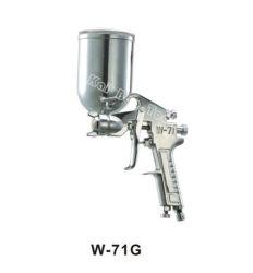重力供給方式のノズル1.0の空気吹き付け器