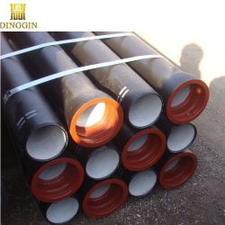 ISO 2531 K9 Ductile Iron Pipe 価格表