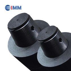 Qualidade superior de grau UHP Eléctrodos de grafite de carbono para fornos de arco eléctrico da fundição para venda