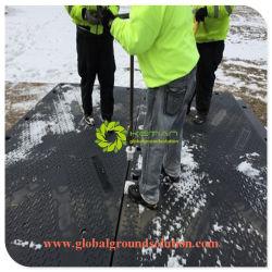 Для тяжелого режима работы/прочного/красочные полиэтилен HDPE временной дорожной коврики для продажи