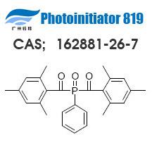 819 CAS 162881-26-7紫外線Photoinitiatorの化学薬品の工場