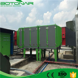 Foaming PVC Product Factory를 위한 공기 Cleaning Purification System