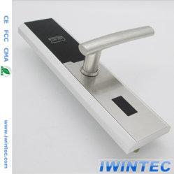 Cerradura de puerta del hotel digital inteligente, cerradura de puerta de la tarjeta de RF, Cerradura electrónica