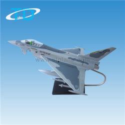 Taifun-Harz-militärisches flaches Modell des Kämpfer-Ef-2000