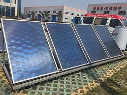 De multiples à plat chauffe-eau solaire