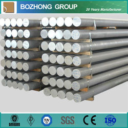 6070 Barras Redondas perfis extrudados de alumínio/bielas