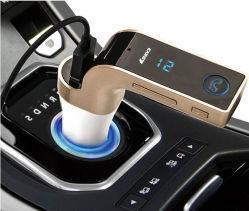 Drahtloses Carkit Bluetooth G7 mit MP3-Player für Handy