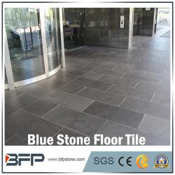 Natural populaires pour carrelage de sol en pierre bleue/Paving Stone/revêtement mural/façade