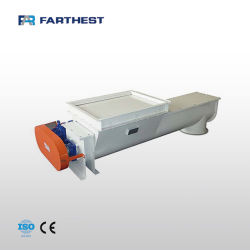 وحدة تغذية من الفولاذ المقاوم للصدأ من النوع الملولب لخط تغذية الخنازير