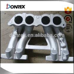 Collecteur d'aluminium moulé personnalisé Shell avec usinage CNC fabriqué en Chine