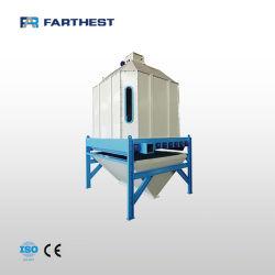 Toevoerpellet Mill-Koeler Met Zwenkverbinding Persysteem