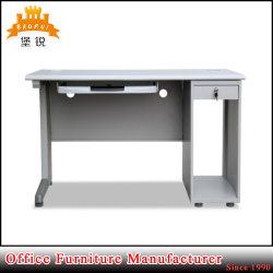 Сталь Управление письменный стол с выдвижной лоток для блокировки