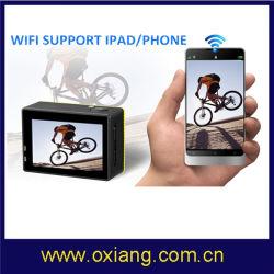 Etanche Full HD 1080p Mini DV WiFi de la caméra vidéo pour le lecteur /Ride //Sports Aquatiques Ski