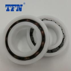 POM 6208 Nylon des billes de verre Cage de roulement en plastique