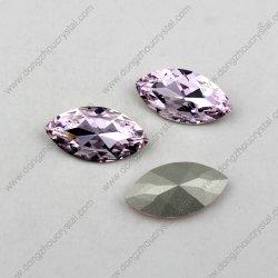 Marquise Shining Beautiful Fancy Crystal Stone per Dresses