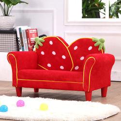 Nuova Ed Elegante Sedia Da Bambino Strawberry Kids Furniture 2016 (Sf-261)