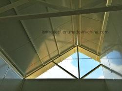 Ökonomisches Stahlsicherheits-Haus-Schutz-Haus-Landhaus-modulares Haus