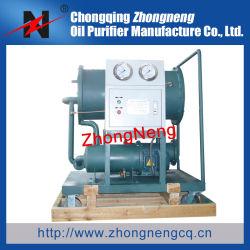 Zhongneng Colaescence-Separation Aceite Lubricante de tecnología equipo deshidratación