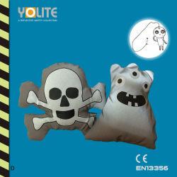 Reflektierende Schädel, reflektierender Halloween-Produkt-Lieferant
