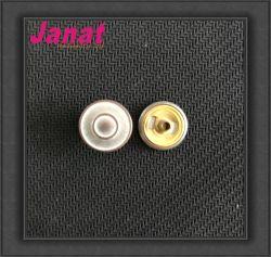 Tasto a schiocco dello Rame-Stagno 15mm per vestiti