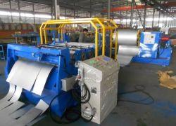الصفقات الشهرية Automatic Color Steel Simple Cut to Length Line خط التسوية الفولاذي/خط إعادة التزييت/التسوية المسبقة/الخط الفاصل/الفاصل