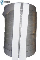 Le transport de l'assainissement matériau réfléchissant de vêtements de sécurité publique