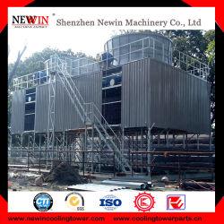 Stahlkonstruktion-industrieller Kühlturm für Zuckerraffinerie-Fabrik