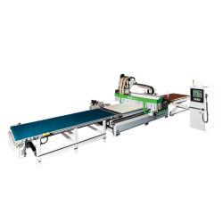 أدوات نحت الخشب ماكينة توجيه CNC للأثاث خط الإنتاج