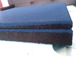 De in het groot Mat van de Bevloering van de Korrel van de Gymnastiek Rubber/RubberBevloering met de Verzekering van de Kwaliteit van Jaar 8-10