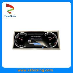 12,3-дюймовый TFT с 800 кд/м2 яркости приборной панели автомобиля