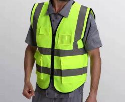 Het professionele Weerspiegelende Eenvormige Werk van het Vest van de Kleding