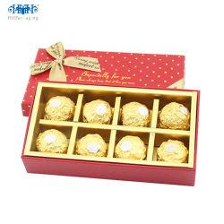 Doos van de Gift van het Voedsel van /Cookie van de Chocolade/van de Cake/van het Fruit van de Kleurendruk de Verschepende Verpakkende