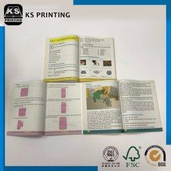 Oefenboeken van de Tekst van de Dekking van Artpaper de Niet beklede voor Kinderen