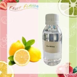 Sabor Limão, fruto de limão para Vape, Taima de sabor e aroma de limão concentrado líquido-líquido Nicoine Vape com Zero