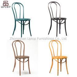 (SP-MC070) 도매 대중음식점 다방에 의하여 이용되는 Thonet 금속 의자
