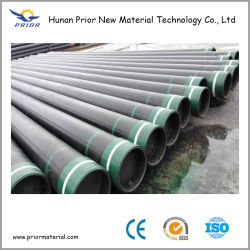 Rang van de Pijp van het Koolstofstaal van API5l Psl1/Psl2 de Naadloze (Zwarte BUIS SMLS voor Olie en Aardgasleiding) B X42 X52, X60, X65, X70, X80 de Norm Schxs China van Sch40