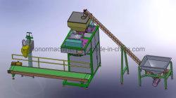 (14ans l'usine) de poudre sèche le mortier de ciment/pesage d'ensachage de sable/remplissage/emballage/la machine de conditionnement