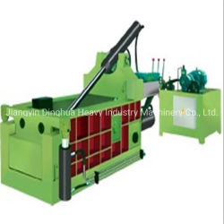 Les presses à balles de la ferraille pour le recyclage de machines de conditionnement de fer en aluminium