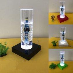 Vertoning van de Horloges van de Levering van de supermarkt de Waterdichte Acryl