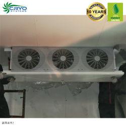 A unidade de refrigeração remoto as dimensões da unidade de condensação para a sala para bagagem