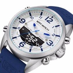 Reloj de pulsera con reloj de cuarzo Relojes de marca para acero inoxidable Volver Ver en el comercio al por mayor ver hombres reloj reloj digital nuevo Watch Relojes Relojes de marca de moda