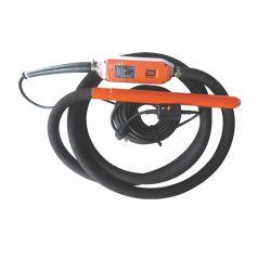 Alta frecuencia vibrador hormigón eléctrico portátil